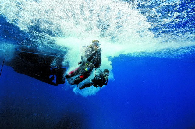 Dive Training -