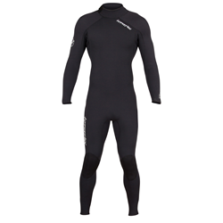 HYPERFLEX VYRL 4/3MM GBS FULL MENS BACK ZIP