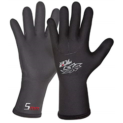 HYPERFLEX MESH SKIN GLOVES 5MM