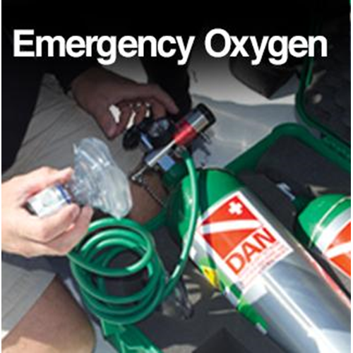 DAN Emergency Oxygen for Scuba Diving Injuries