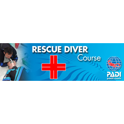 Padi Rescue Diver With Cpr/aed First Aid