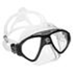 Micromask, Blk/silver