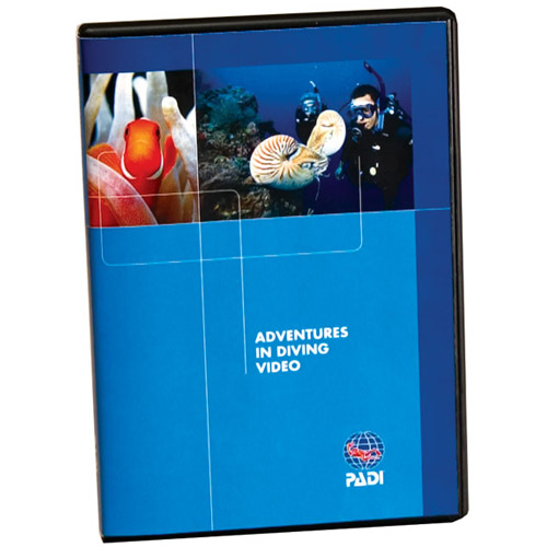 Adventures in Diving Multilingual DVD, (DU, E, F, P, S)