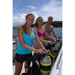 Extra Dive Saturday Pm For Open Water Students