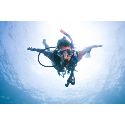 Mindfulness and Meditation for Divers