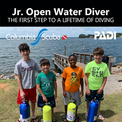 Junior Openwater Diver