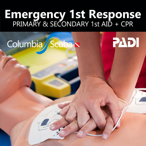 Emergency First Response Primary & Secondary Care