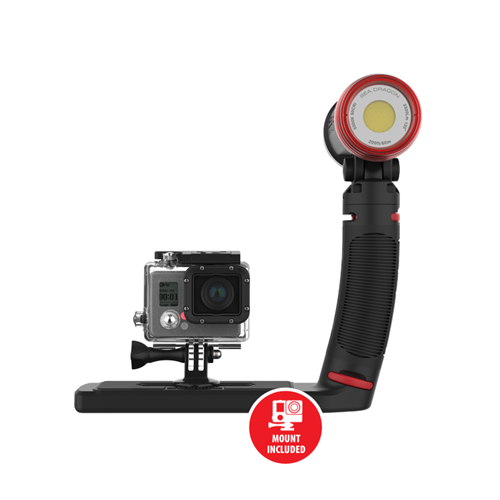 Sea Dragon 2500 Video Light Kit (with tray)