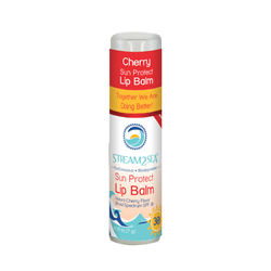 Cherry Sun Protect Lip Balm - Spf30