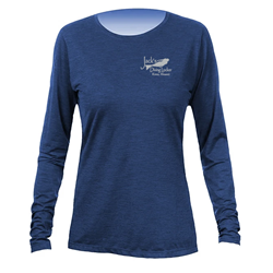 Womens Performance Tee - Anetik Breeze - Tech L/s
