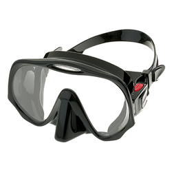 Frameless Mask, Black