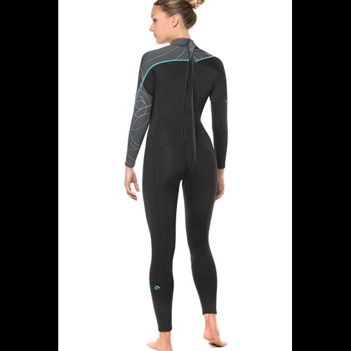 3/2mm Elate Full Womens Wetsuit