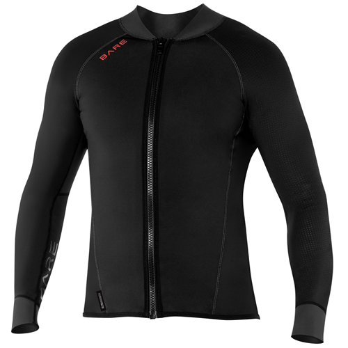 ExoWear Front Zip Jacket - Men