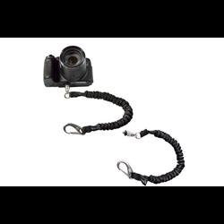 Camera Tether Coil Lanyard