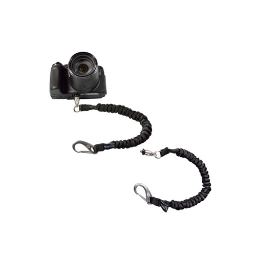 Camera Tether Coil Lanyard
