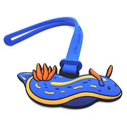 Bag Tag, Nudibranch 'bruno'