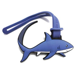 Bag Tag, Thresher Shark 'taylor'