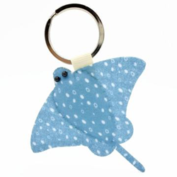 Keychain, Eagle Ray 'earl Gray'