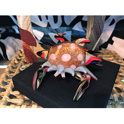 Fused Glass Crab