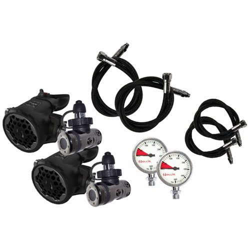 Hollis Sidemount Package