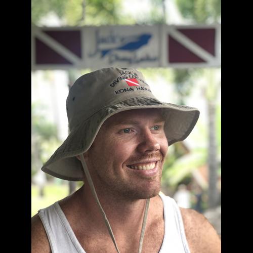 Wide Brim River Hat w/Logo