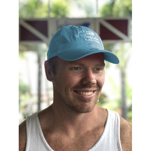 JDL Logo Hat (small fit)