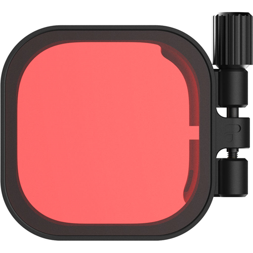 Red Filter for Hero8 Dive Housing