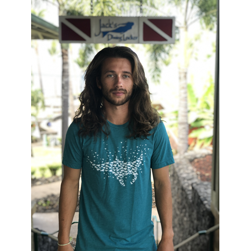 Manta Cloud Triblend T-Shirt