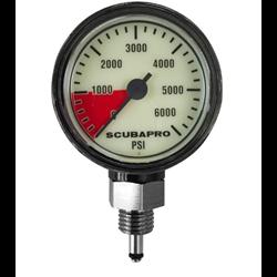 U-line Pressure Gauge Capsule