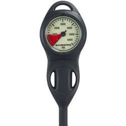 U-line Pressure Gauge W/boot & Hose