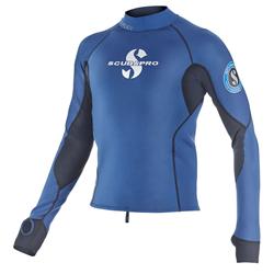 Everflex 1.5 Men's Long Sleeve- Aegean (blue)