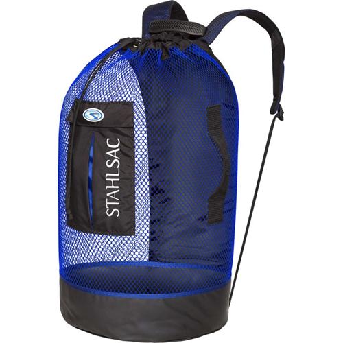 Panama Mesh Backpack BLU - Blue