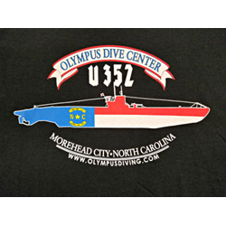 U352 Nc Flag Crew Neck Sweat