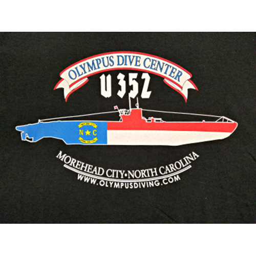 U352 NC Flag Tee (Assorted)