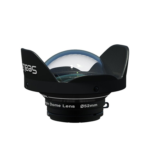 0.5x Wide Angle Dome Lens for DC2000