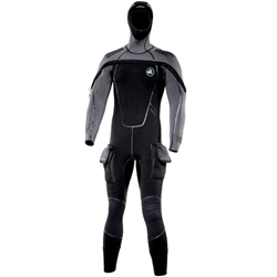 Thermiq Adv. Jumpsuit 8/7mm Men