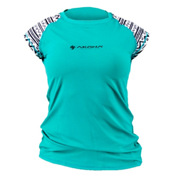 Women's Ss Rash Guard