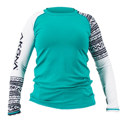 Women's Ls Rash Guard