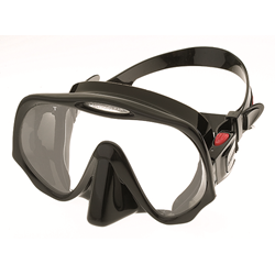 Frameless 2 Mask, Black