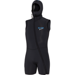 7mm Sport  Step-in Hooded Vest