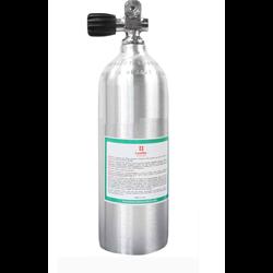 Cylindre Aluminium  Brushed 13cu