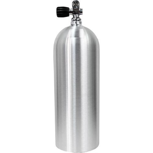 Cylindre ALUMINIUM  Brushed 53 cu