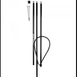 Aluminium Pole Spear (3 Pcs) - 6.0 Ft