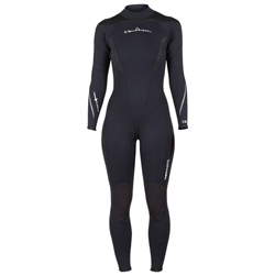Thermaxx Titanium Jumpsuit 7mm Woman