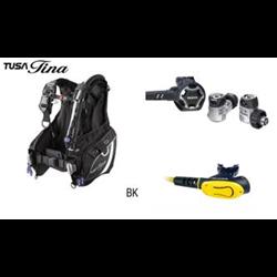 Kit Dual 15x / Tina