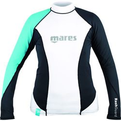 Rash Guard L/sleeve Loose Fit She Dives