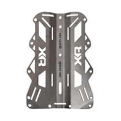 Backplate Stainless Steel - Xr Line