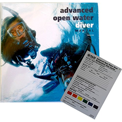 Francais Avance Diving Manual (includes Data Carrier Slate)
