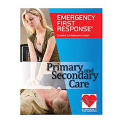 Francais Emergency First Response® Primary And Secondary Care Participant Manual