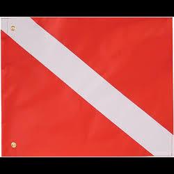 "20"" X 24"" Dive Flag"